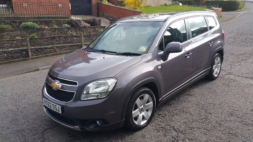 chevrolet orlando 2018.  2018 chevrolet orlando 7 seater ready to drive mot until 16 may 2018 and chevrolet orlando t
