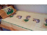 Jungle Book single duvet cover + pillowcase