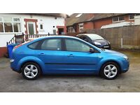 2006 Ford Focus 1.6 Zetec Climate 5dr, 63,000 MILES WITH FULL SERVICE HISTORY, MINT CONDITION