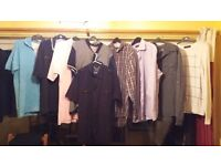 Mens clothes all large to xlarge
