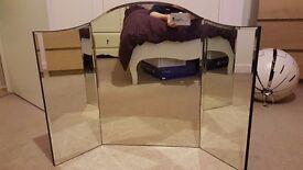 Next Tri Fold Mirror