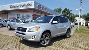 2011 Toyota RAV4 SPORT LEATHER PKG MAGS ROOF LEATHER