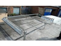 TRANSIT HEAVY DUTY ROOF RACK ....STRONG / STURDY