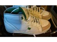 DC trainers new size 7
