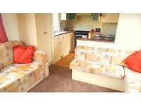 Nice Cheap caravan for sale on ayrshire Coast