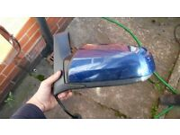 Vauxhall Zafira SRI 2010 ORIGINAL left hand side mirror RHD