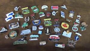 Reduced: Lots of Lion's Club Pins