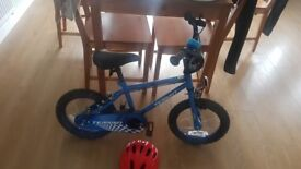 Boy's kids bike