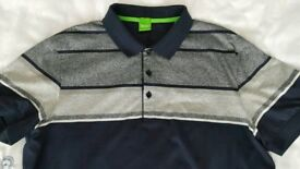 HUGO BOSS mens polo shirt XXL