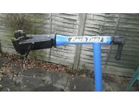 Good sturdy well made adjustable bike stand for sale