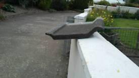 Scott villa BCC slemish penrose roof tiles reclaimed Bangor Blue Slates