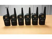 Midland G5XT Walkie Talkies. Like New