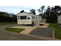 2 year old Static Caravan - Holiday Caravan only
