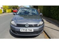 Vw Golf 1.6SE Tdi DSG Low Mileage 1 Owner Car Vw Service History