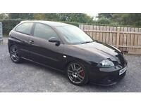 LATE 06 SEAT IBIZA CUPRA TURBO