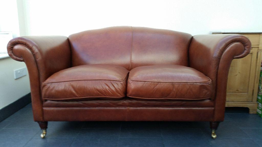 laura ashley leather sofa laura ashley leather sofas ebay thesofa. Black Bedroom Furniture Sets. Home Design Ideas