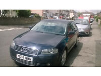 AUDI A3 SPARES PARTS BREAKING ALL VW AUDI A3 MK 5 VW GOLF