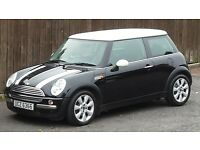SUPER COOL,SUPER SHINEY,2003 MINI COOPER ONLY 73000 MILES GREAT CAR,mx5,rs,foucus,vans,clio,fiesta,
