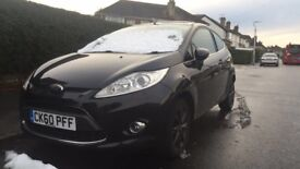 Ford Fiesta Zetec 1.4 ,perfect small reliable car