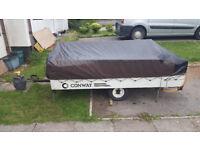 Conway Corniche 1983 6 berth Trailer Tent