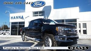 2017 Ford F-250 *NEW* CREW CAB LARIAT *CHROME* 4X4 6.7L V8 DIESE