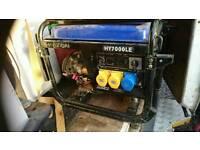 Hyundai generator 5.5 kva