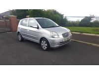 KIA PICANTO 1.1 LX GROUP 1 INSURANCE 62000 GENUINE MILES