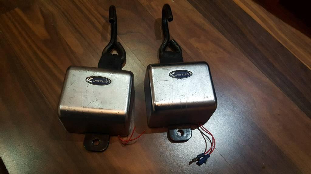 Q straint electric retractors