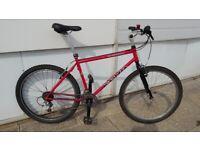Fully serviced Kona Hahanna mountain bike