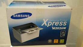 Samsung Xpress SL-M2026W Wifi mono printer