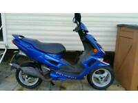 PEUGEOT SPEEDFIGHT 2 100CC WITH MOT