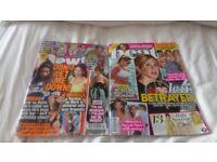 Heat & New magazines. June 11th