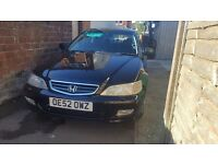 HONDA ACCORD-Nice smart manual, 2.0, petrol