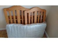 Cot, High chair, harness and child seat with base