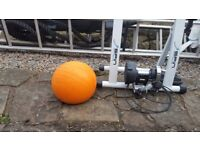 SLAM BALL - 9KG. IN IMMACULATE CONDITION.