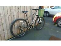 Carerra crossfire 2 mens hybrid bike