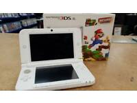 Nontendo 3ds xl white