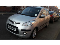2009 Hyundai I10 1248cc - MK1 1.2 Comfort 5dr - 72k - FSH - Immaculate inside & out - great drive