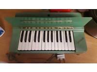 Old electric HOHNER organ
