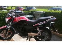 Lexmoto 125cc good condition