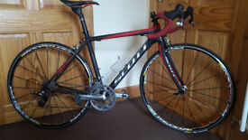 High Spec Road bike, Scott CR1 Pro, XS frame