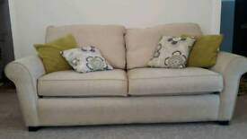 Alstons Sofa bed and chair upholstery