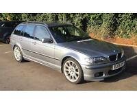 BMW 318I M SPORT - AUTOMATIC - 2005 FACELIFT - PART EXCHANGE WELCOME