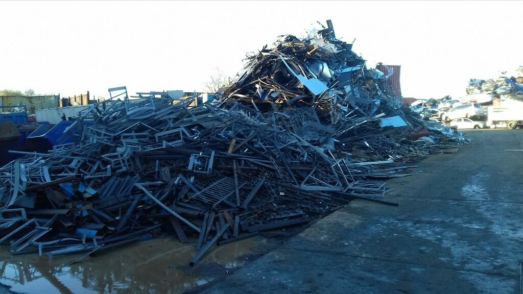 07597819210 reilly recycling free scrap metal collection. Black Bedroom Furniture Sets. Home Design Ideas