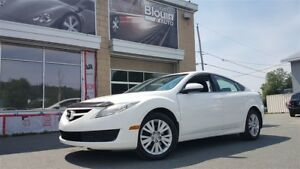 2010 Mazda Mazda6 GS, 119 263 km seulement!! Air climatisé