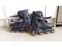 Roller Blades inline skates size UK 9 adult