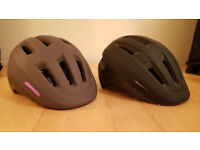 Bike Helmets from Decathlon - B twin - cycling helmets - bycicle helmet