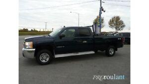 2008 Chevrolet Silverado 2500HD **58500KM,4X4,**120$/SEMAINE