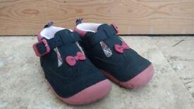 Girls Start-Rite Shoes Size 3.5 F