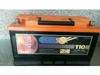 Leisure battery 110amp
